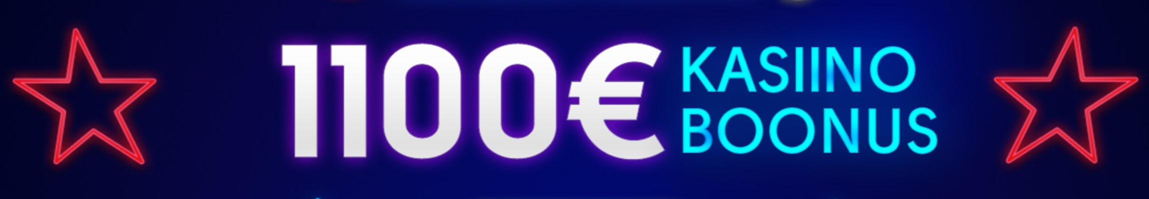 Võrratu 1100 eurot uue mängija boonus OlyBetis
