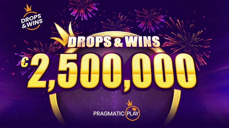 Pragmatic Play auhinnakampaania 2021. aastal väärtusega 2,5 miljonit