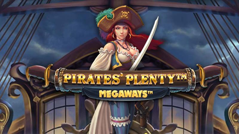 Piraadid mängus Pirates' Plenty Megaways