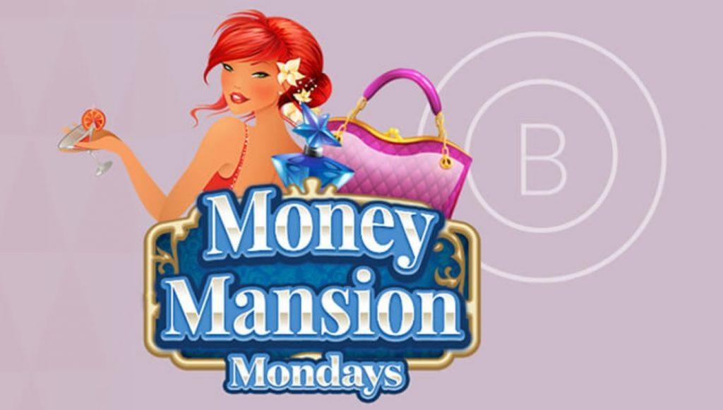 Saa minimängus Money Mansion kuni 25 tasuta spinni
